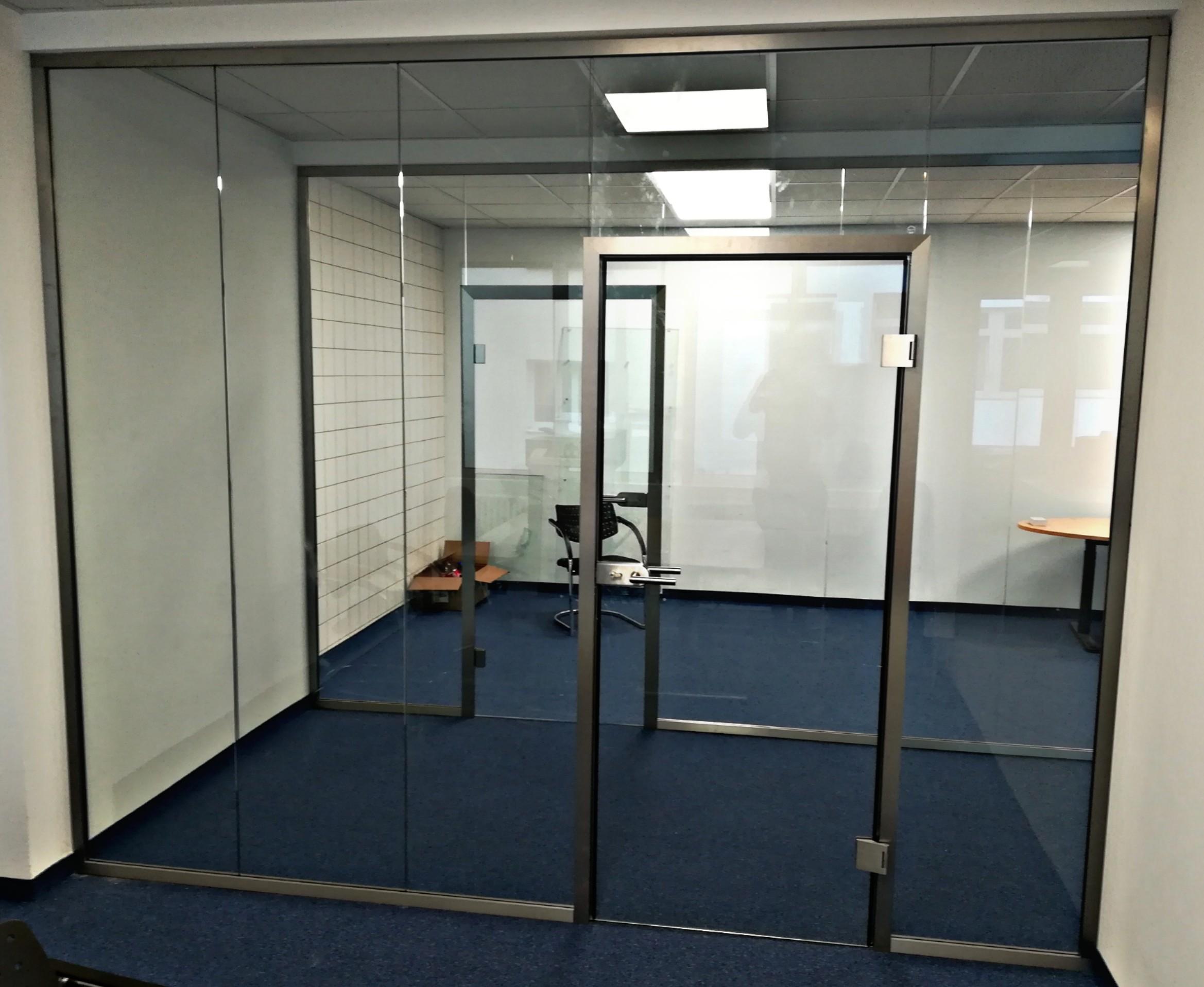 Systemprofi24 Bürotrennwand